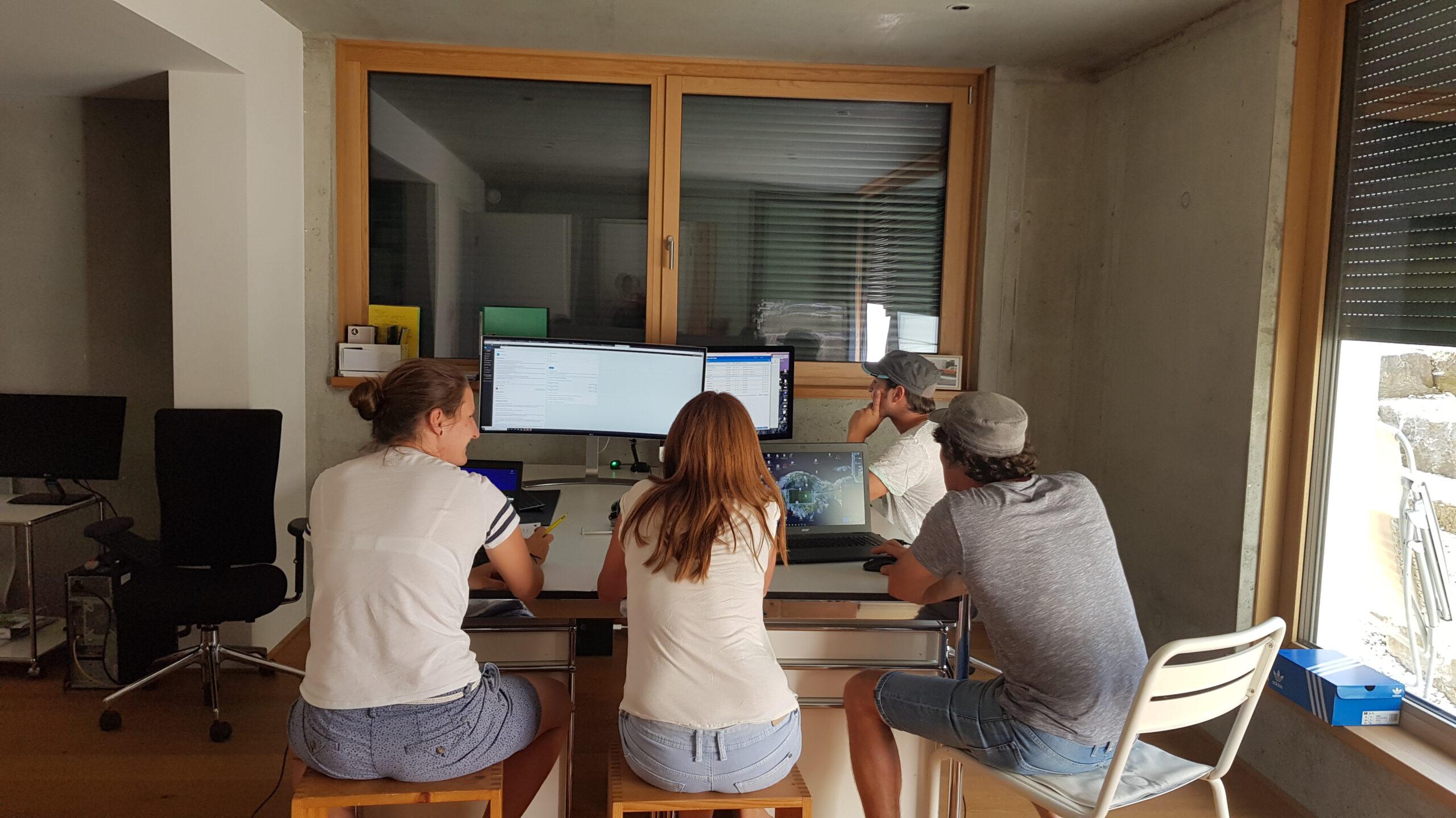 30 Grad – Online-Schulung WW-Media-Team macht sich fit